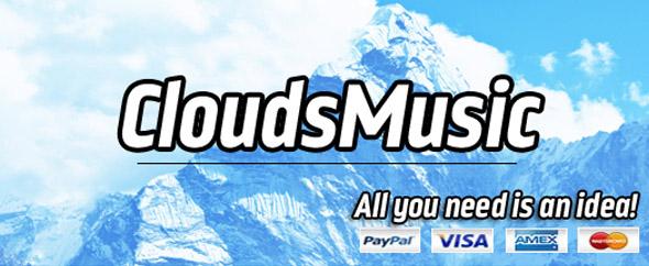 CloudsMusic