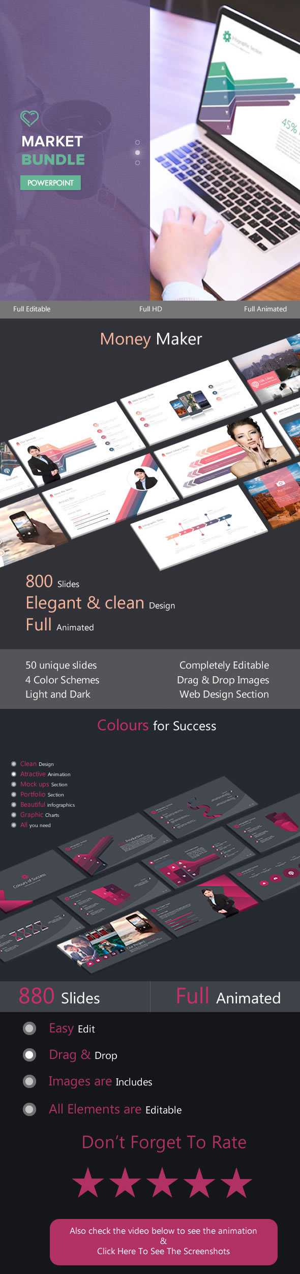 Market Bundle (PowerPoint Templates)