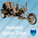 Isolated Motor Trike/Bike