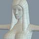 Female Medium Polygon Base Mesh