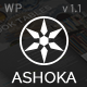 Ashoka - One Page Multi-Purpose WordPress Template - ThemeForest Item for Sale