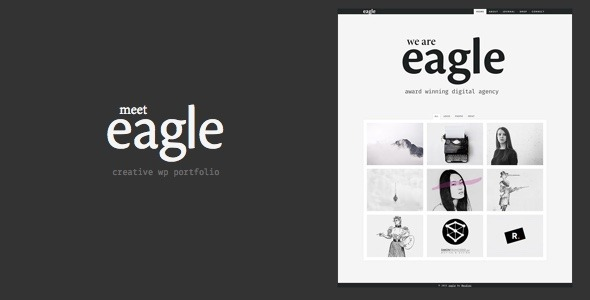 Eagle - Freelancer & Agency Layers WP Child Theme