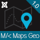 MK Store Locator - Geolocation and style maps for Joomla
