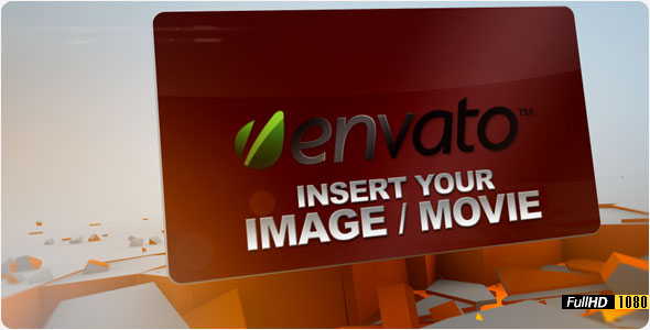 After Effects Project - VideoHive 3D Explode Showcase FullHD 156167