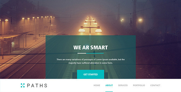 Image of PATHS | Responsive Multi-purpose Joomla Template