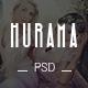 Hurama - Multipurpose eCommerce PSD Theme