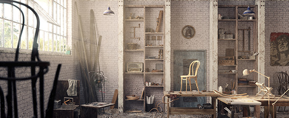 Thonet atelier 590small