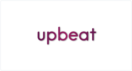 only upbeat track