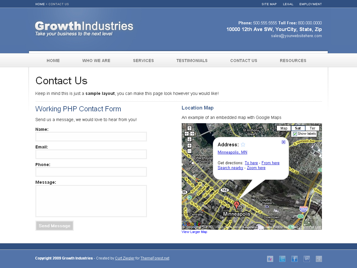 Growth Industries