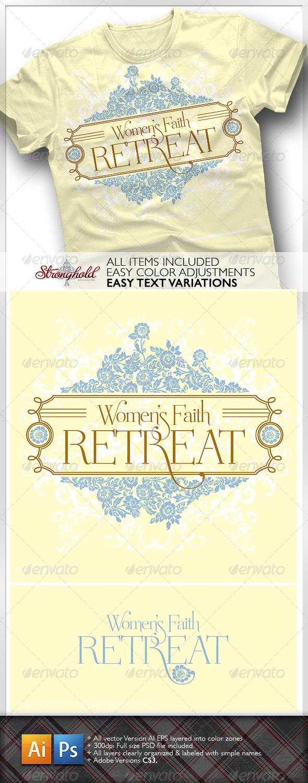Women s Retreat T-Shirt