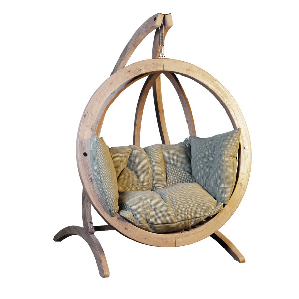 3DOcean Hanging rocking chair 13063669