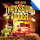 Thanksgiving Dinner Invite Flyer Template Vol. 2