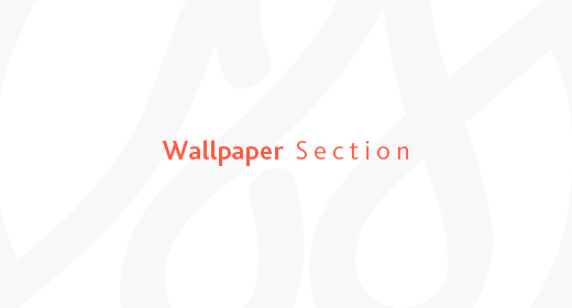 Wallpaper Section