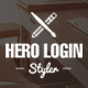 Hero Login Styler - WP Login Screen Customizer