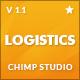 Logistics | Transportation  Warehousing WP Theme