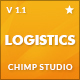 Logistics | Transportation  Warehousing WP Theme