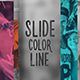 Slide Color Line