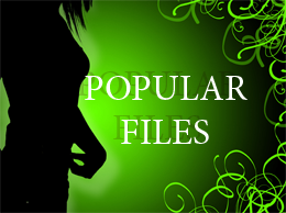 Popular Files