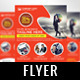 Corporate Flyer Template V 4