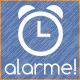 Alarme! PHP Class / JS Plugin Alarm Clock System