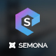 Semona - Business Joomla Template