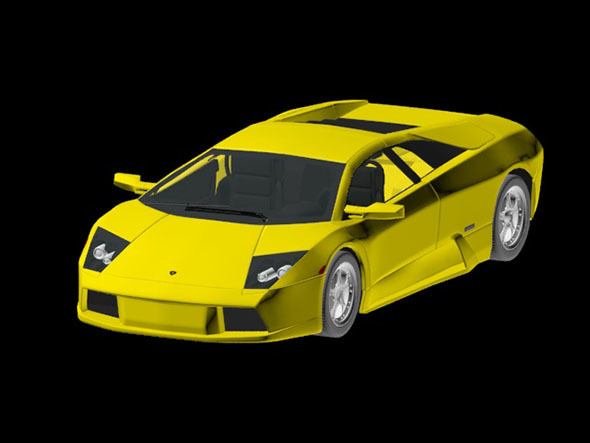 Lamborghini Murcielago - 3DOcean Item for Sale