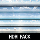 Ocean Blue Clouds - HDRI Pack