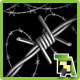 Concertina Barb Wire Brush Set for AI