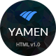 YAMEN - Responsive Business HTML5 Template
