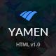 YAMEN - Responsive Business HTML5 Template