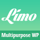 Limo - Multipurpose WordPress Theme - ThemeForest Item for Sale