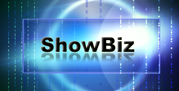 After Effects Project - VideoHive Showbiz 157452