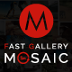 Fast Gallery Mosaic - Wordpress Plugin