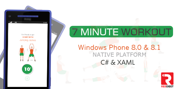 CodeCanyon Windows Phone 7 Minute Workout 13064822