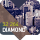Diamond Presentation PowerPoint