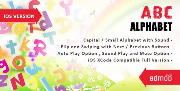 CodeCanyon iOS Alphabet 13113699