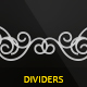 Decorative Dividers - Fancy Vintage 01
