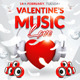 Love Music Flyer - GraphicRiver Item for Sale
