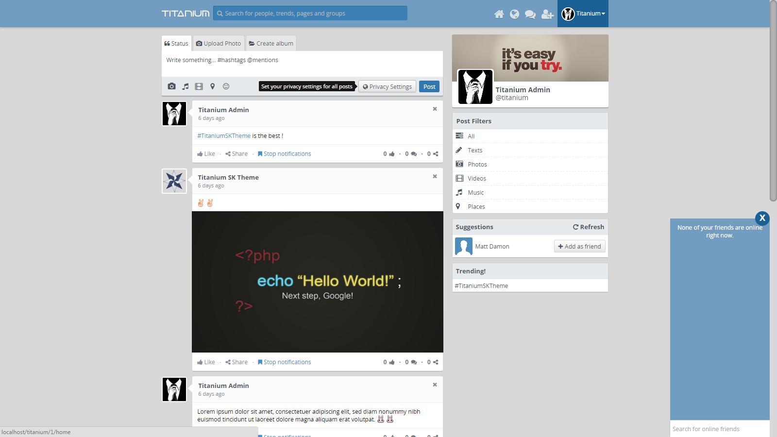 Codecanyon socialkit v1 2 3 social networking platform
