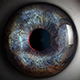 High Poly Human Eye