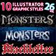 Edit 10 Illustrator Graphic Styles Vol.26
