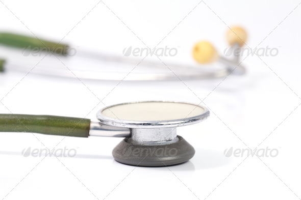 Stethoscope - Stock Photo - Images