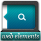 Elegant Web Elements - GraphicRiver Item for Sale