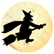 The flying witch - Admob