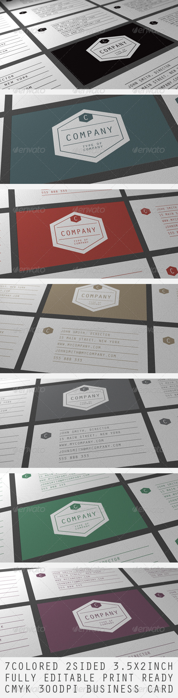 GraphicRiver OLD BUSINESS CARD 157769