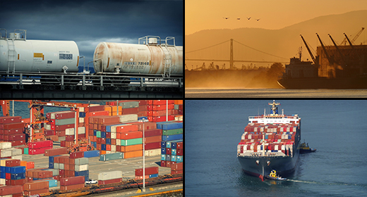 Industry & Shipping