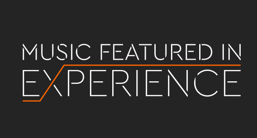 Music Featured in Experience