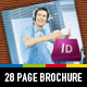 Strategic 28 Page Corporate Brochure - GraphicRiver Item for Sale