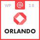 Orlando - Creative Infographics WordPress Theme - ThemeForest Item for Sale