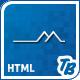 Alyeska премиум HTML Theme - Корпоративный бизнес